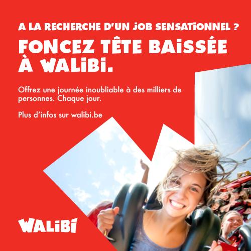 Walibi recrute 600 collaborateurs et innove dans son procédé de recrutement !