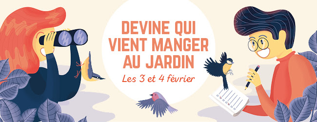 """""""Devine qui vient manger au jardin"""" : les premiers résultats !"""