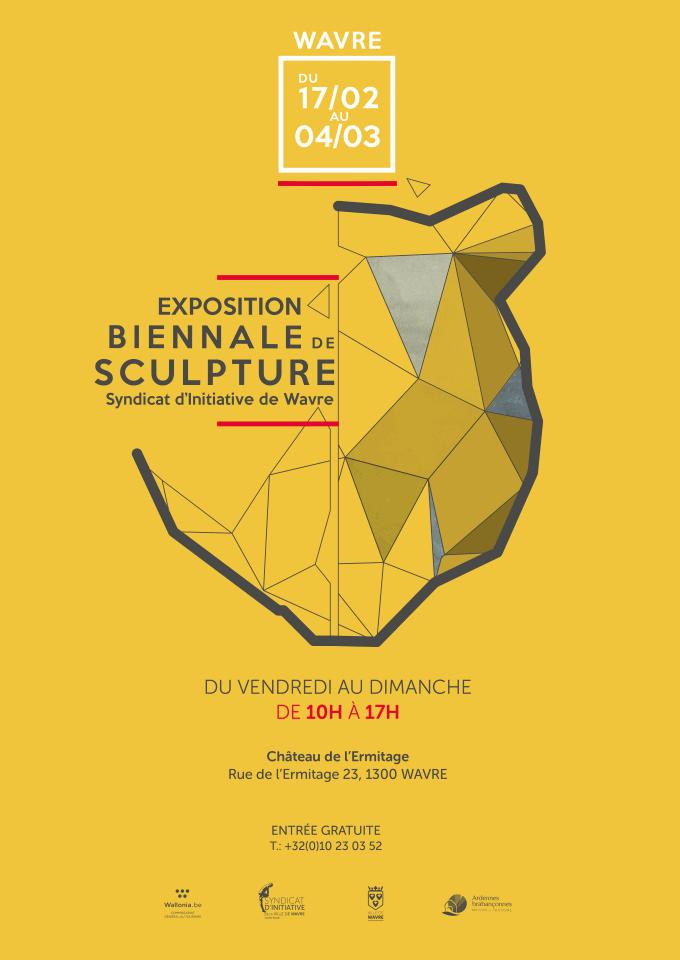 Wavre : Biennale de sculpture 2018