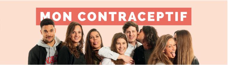 """Lancement de la campagne : """"Mon contraceptif"""" dans le BW !"""