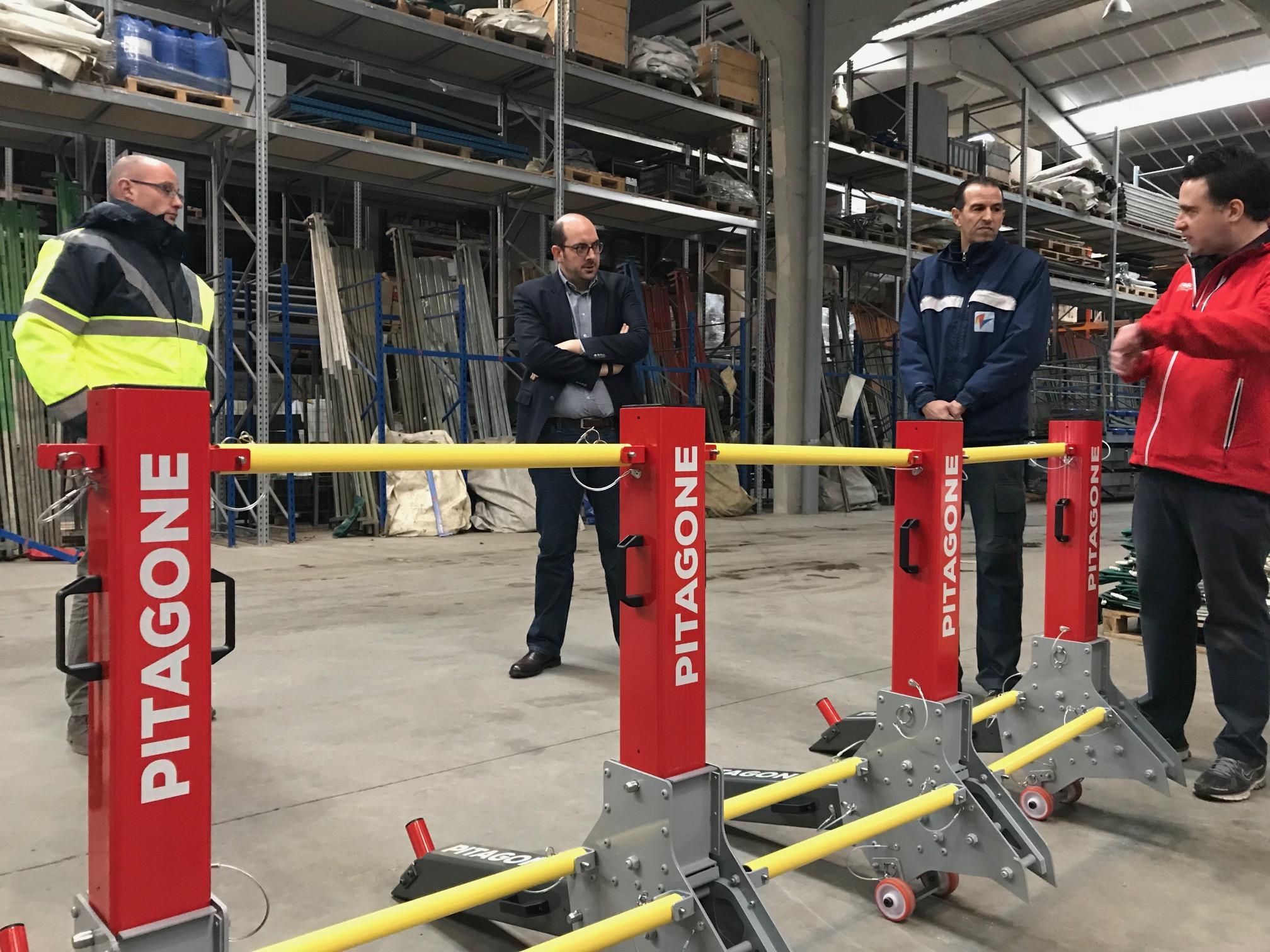 Le Brabant wallon investit 50 000 € pour prévenir les risques d'attentats à la voiture-bélier