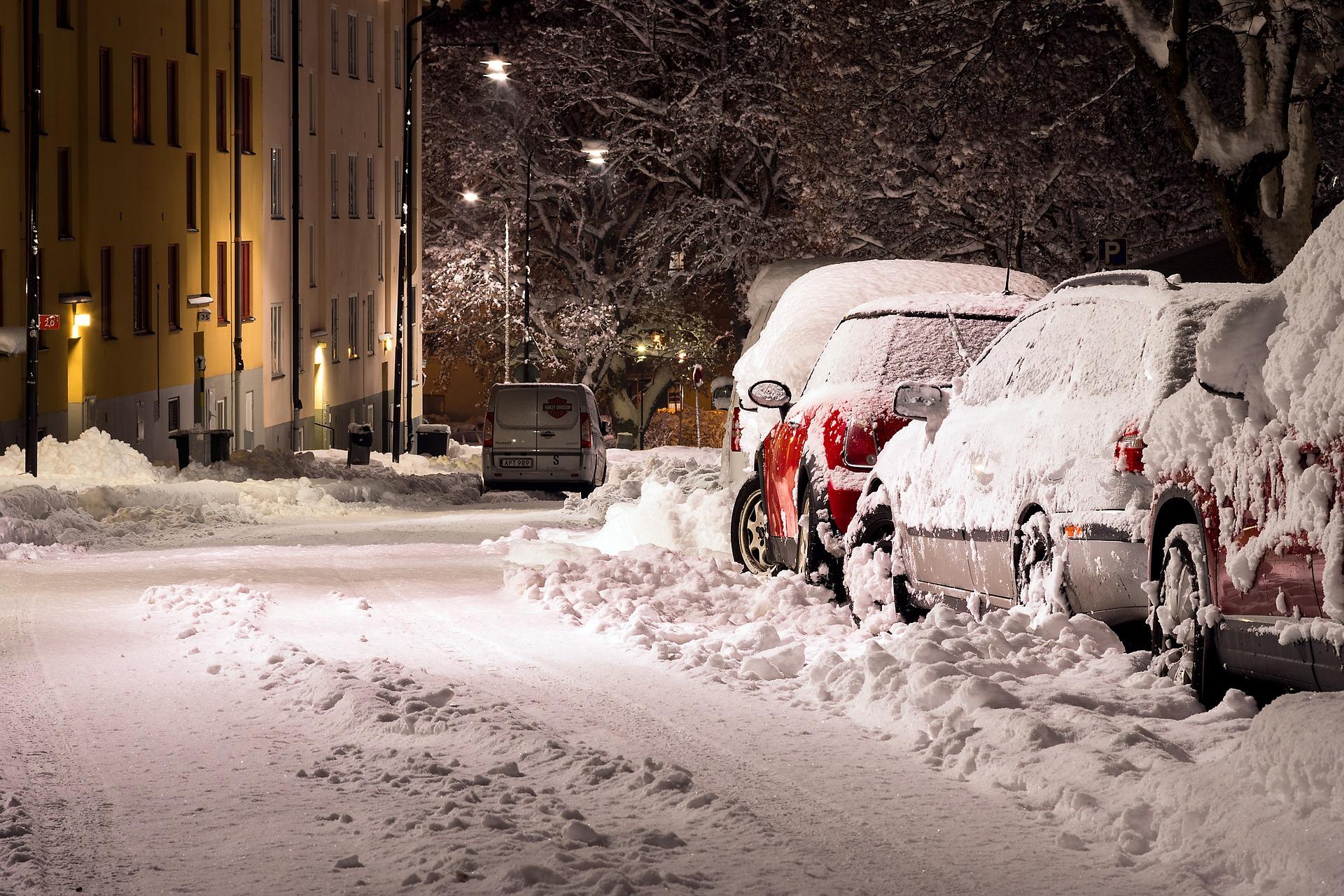Le grand froid arrive : préparez votre voiture !