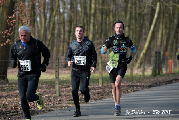 Les photos du jogging de Lillois 2018 !