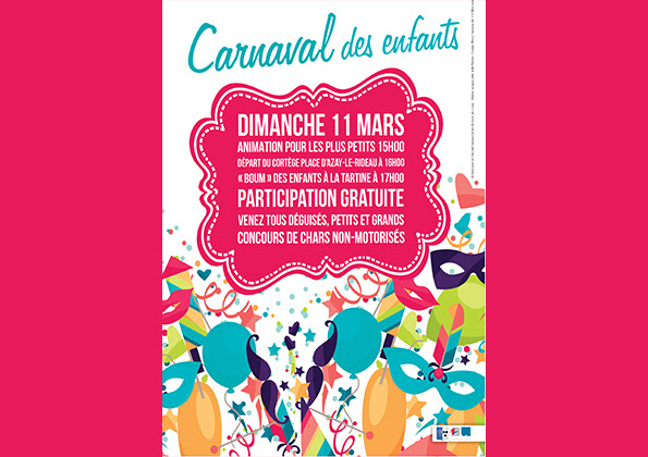 3e édition du carnaval des enfants de Lasne