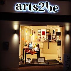 Arts2be, une galerie d'art surprenante