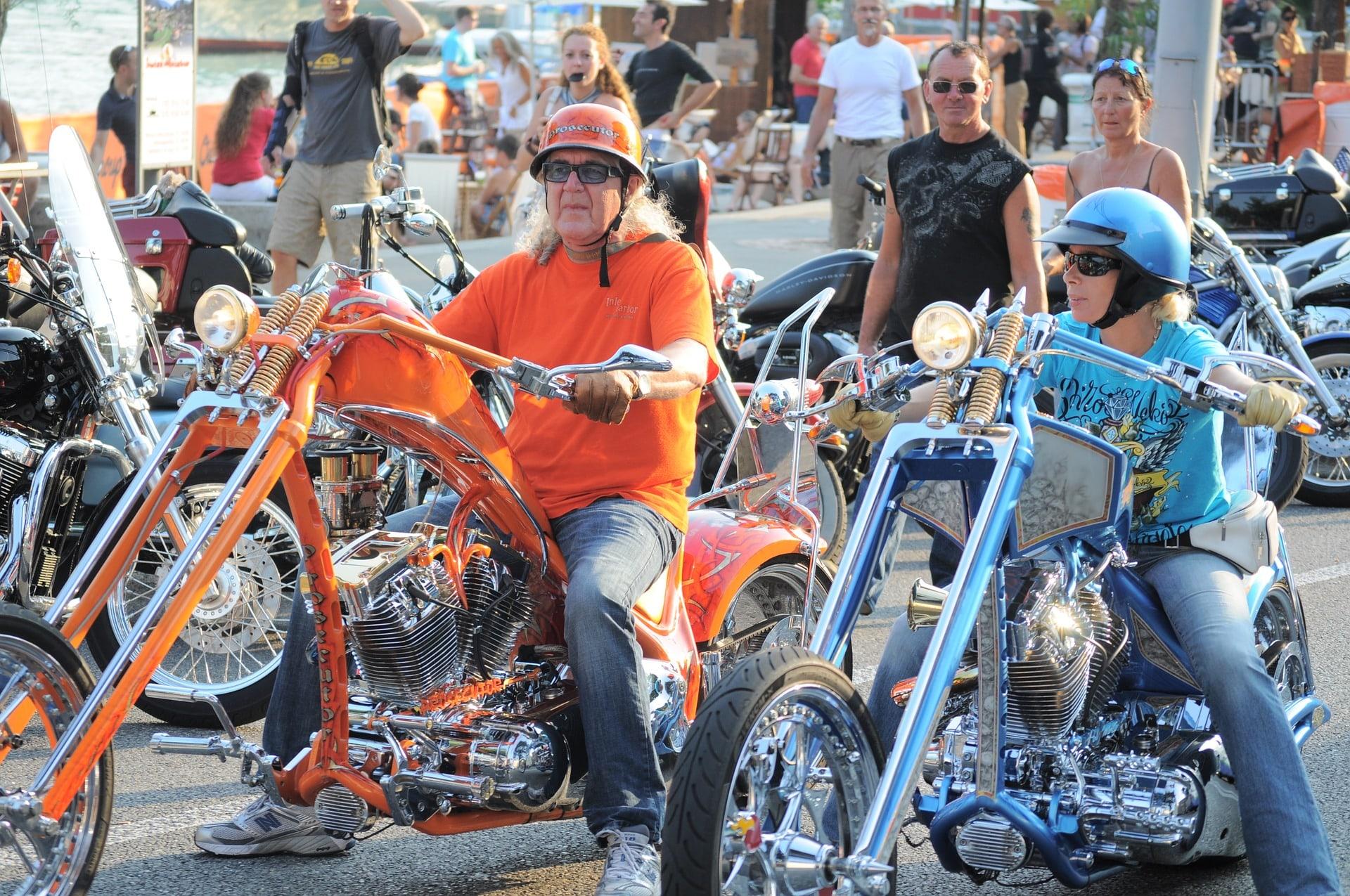 1750 participants pour la 2ème édition de la journée du motard !