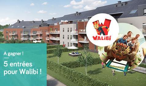 « Participez au grand concours de dessins des Jardins de l'Orne et tentez de remporter 5 entrées pour Walibi !