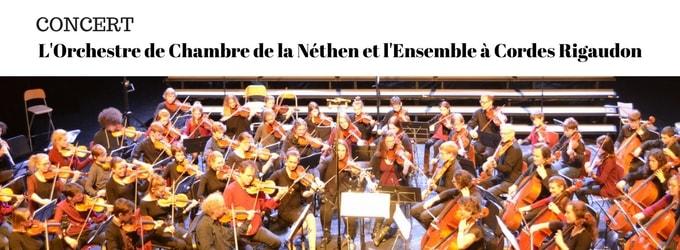 Deux orchestres belge se rassemblent pour un concert caritatif