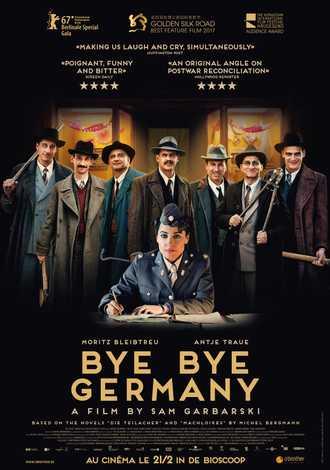 """""""Bye bye Germany"""": rendez-vous de CinéWa"""