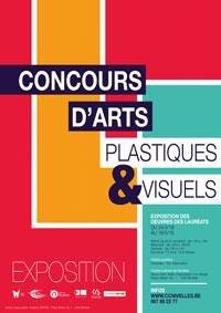 Exposition des œuvres des lauréats du concours d'arts plastiques et visuels de Nivelles