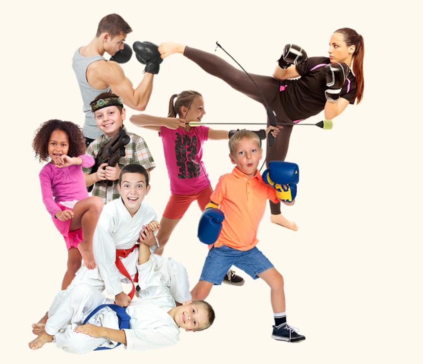 Fightoff propose des stages d'été à vos enfants