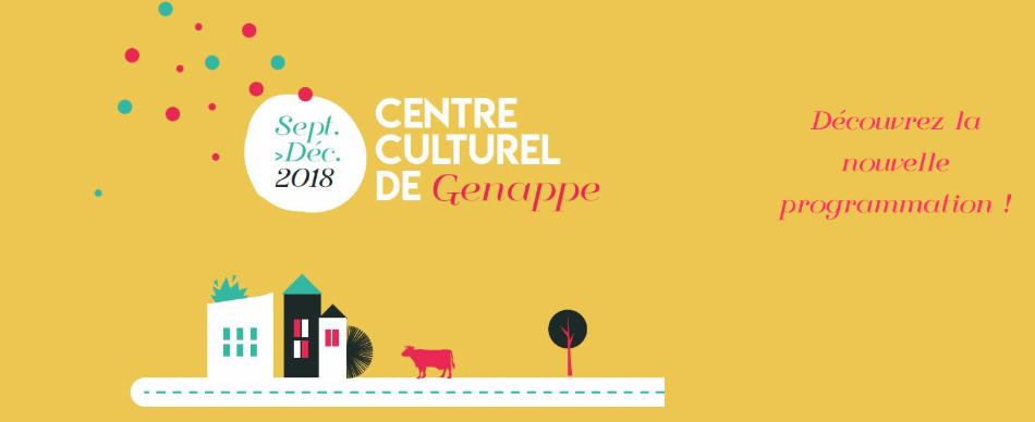 Nouvelle saison du Centre culturel de Genappe