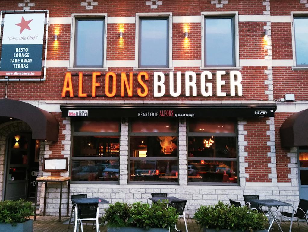 Alfons Burger : Une ode aux burgers