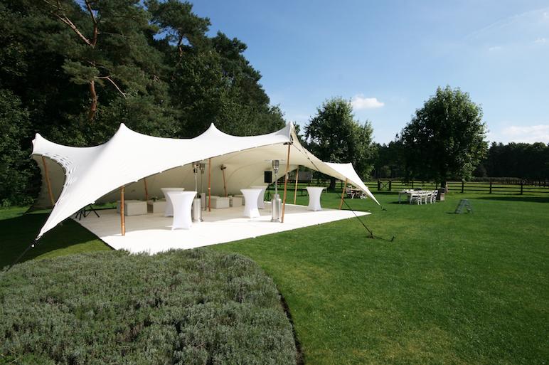 Location de tente pour un event en Brabant wallon ? Organic concept et les tentes Silhouette. (Berbère)