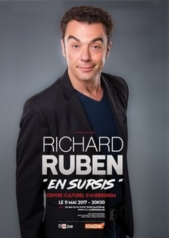 Richard Ruben  NOUVEAU SPECTACLE !