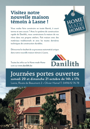 Danilith, la société qui vous facilite la construction. (Entrepreneur et construction de maisons)