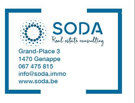 Immobilier Brabant wallon | SODA : Quand la 3D se met à au service des futurs propriétaires