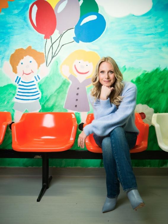 Waterloo : Julie Taton au cœur de l'hôpital des enfants