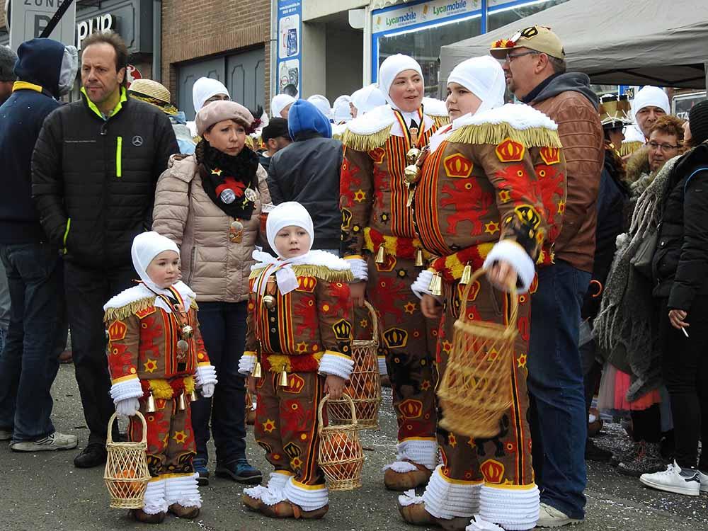 Le carnaval de Nivelles 2019 en photos et vidéos !