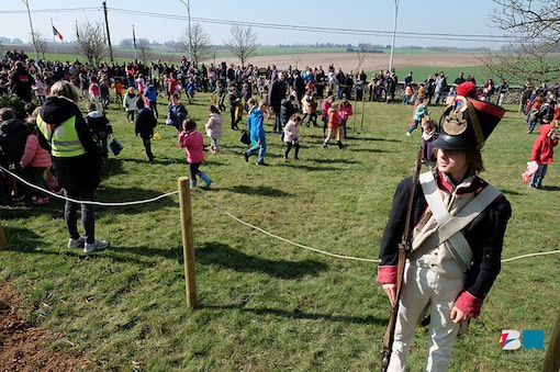 Waterloo : Chasse au Napoléon au DQGN - gourmande et durable
