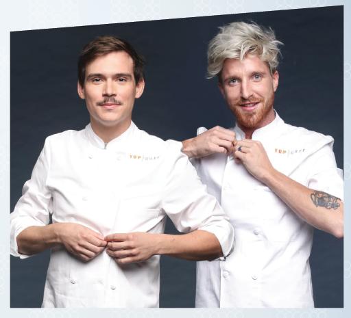 Top Chef samedi 13/04 Nivelles : Les cuisines de Top Chef au Shopping