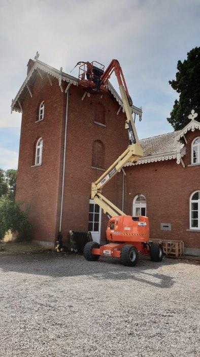 Brabant wallon : Construction ? Rénovation ? Réparation ? Entretien de toiture ?