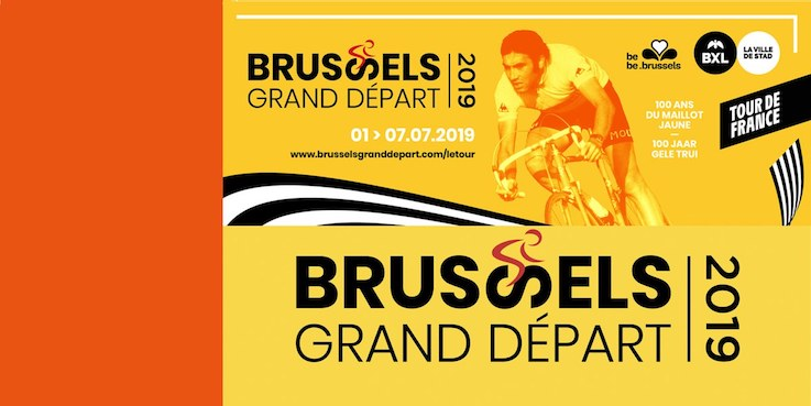 Le Tour de France 2019 en Brabant wallon !