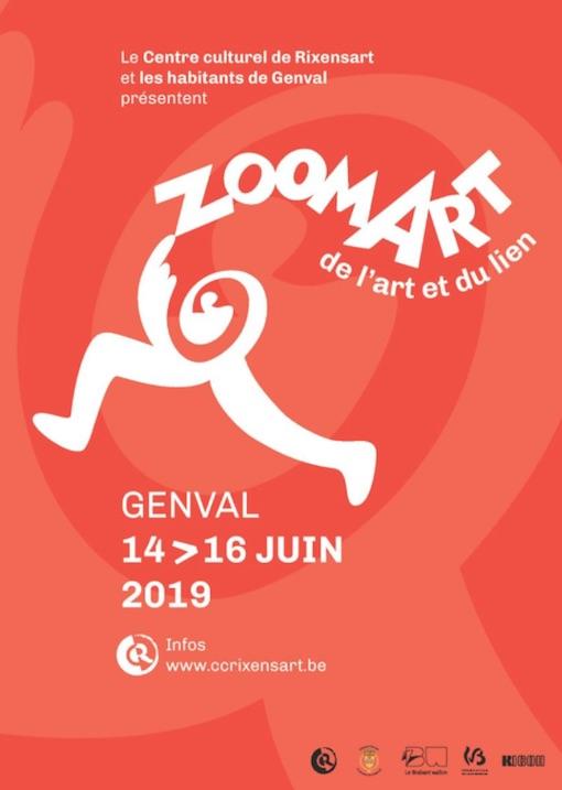 ZOOM ART GENVAL DU 14 AU 16 JUIN 2019