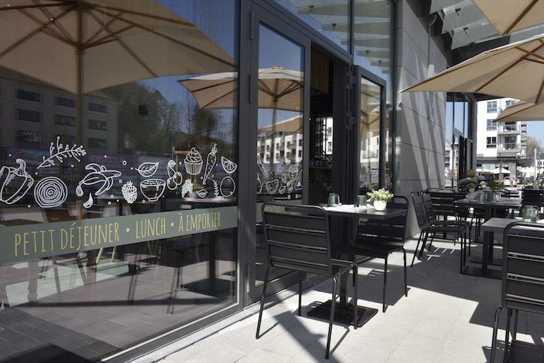 BIOLOCO ORGANIC FOOD : Le nouveau restaurant bio aux Papeteries de Genval.