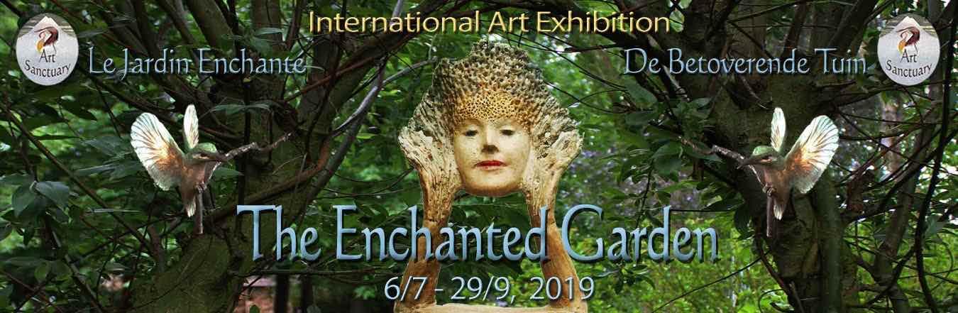Exposition internationale d'art 'Le Jardin Enchanté'