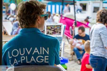 Louvain La Neuve : Nouvelle édition de Louvain la plage