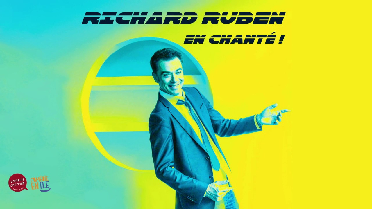 Richard Ruben - En chanté !