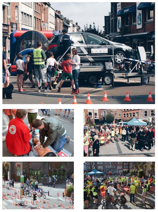 Journée de la mobilité à Wavre Le dimanche 22 septembre 2019