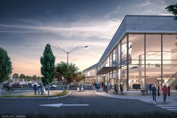 Ouverture du plus grand magasin « Maisons du Monde » en Belgique sur le site Drève Richelle à Waterloo
