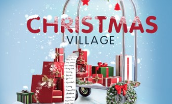 Shopping de Nivelles : CHRISTMAS VILLAGE 2019