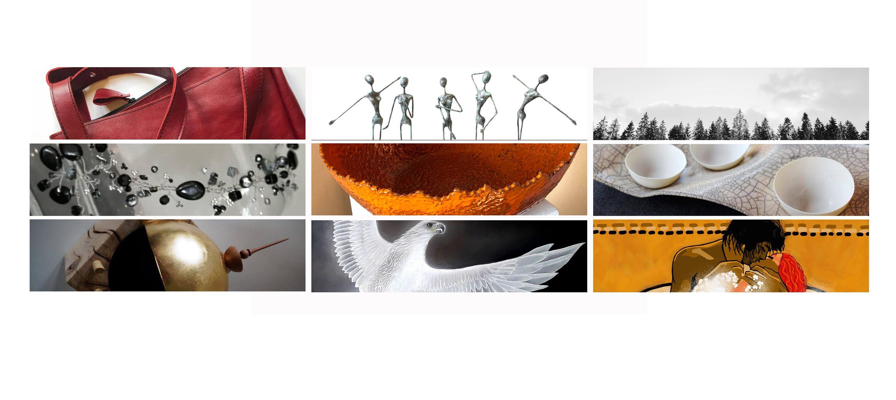 Inspirations - Expo-vente de créateurs