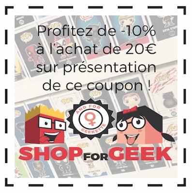 Shopforgeek Wavre:  boutique 100% POP CULTURE !