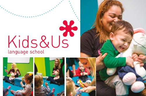 Kids & US |Cours d'anglais pour enfants de 1 à 18 ans | Brabant wallon (Wavre - Waterloo)