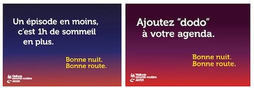 L'AWSR lance une nouvelle campagne de sensibilisation qui fait la promotion… du sommeil