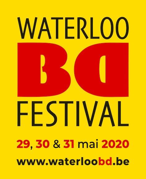 Bientôt un premier Festival BD à Waterloo !
