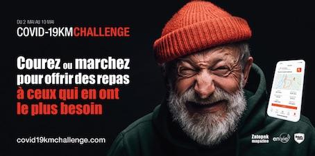 Du 2/05 au 10/05 - Le covid-19km challenge