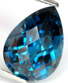 Topaze London blue