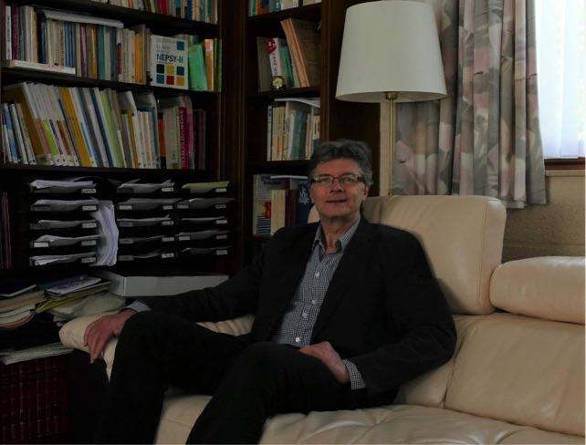 Cap vers la réussite scolaire avec Didier Bronselaer