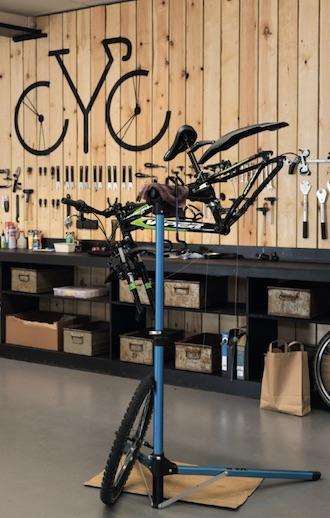 ReCycle, le spécialiste du vélo recyclé à Waterloo a ouvert ses portes le 16 avril dernier.