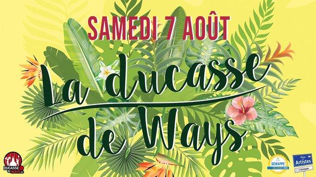 La Ducasse de Ways - 7 août