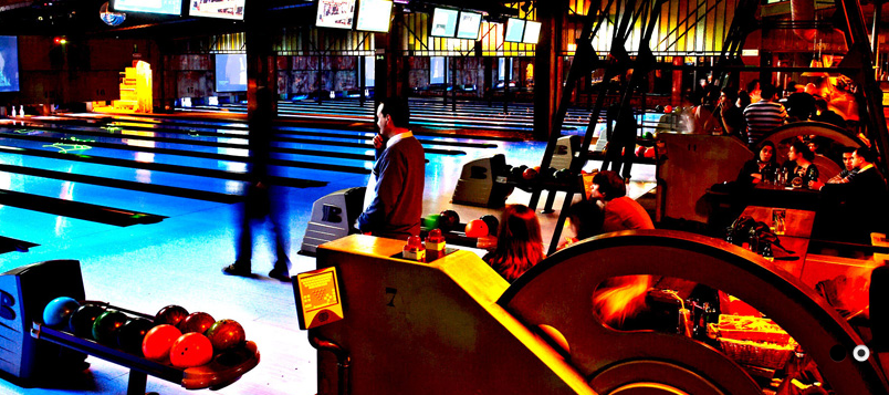 Bowl factory Braine l'Alleud - Waterloo