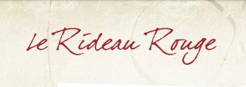 LE RIDEAU ROUGE (RESTO, BAR, CONCERTS) - Lasne