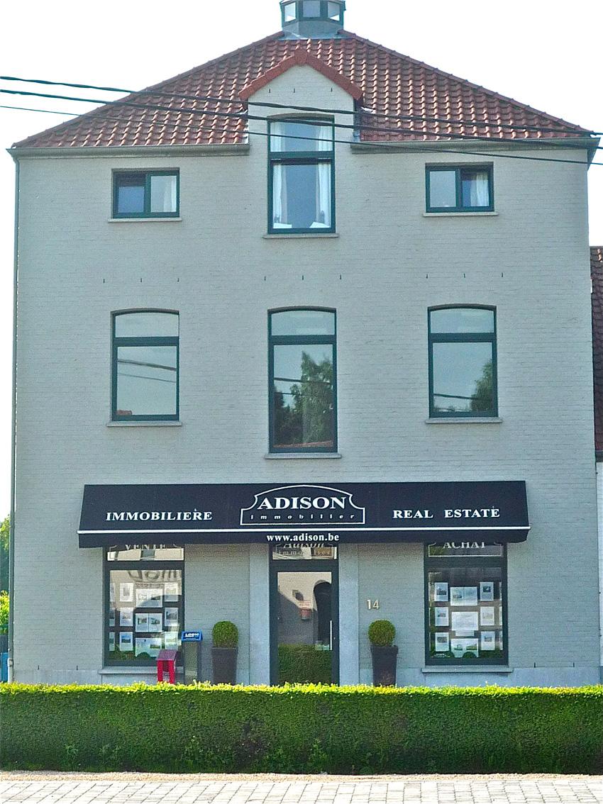 Agence immobiliere adison a lasne vente location syndic for Agence immobiliere location vente