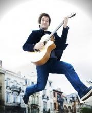 Nicolas V.O. + Gaëtano solo ce jeudi 05 décembre au Rideau Rouge