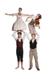 Genval théâtre : MADAME ET SA CROUPE - Cirque musical, baroque et burlesque